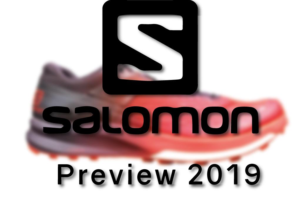 54011f319a1 Nouveautés Chaussures trail Salomon 2019