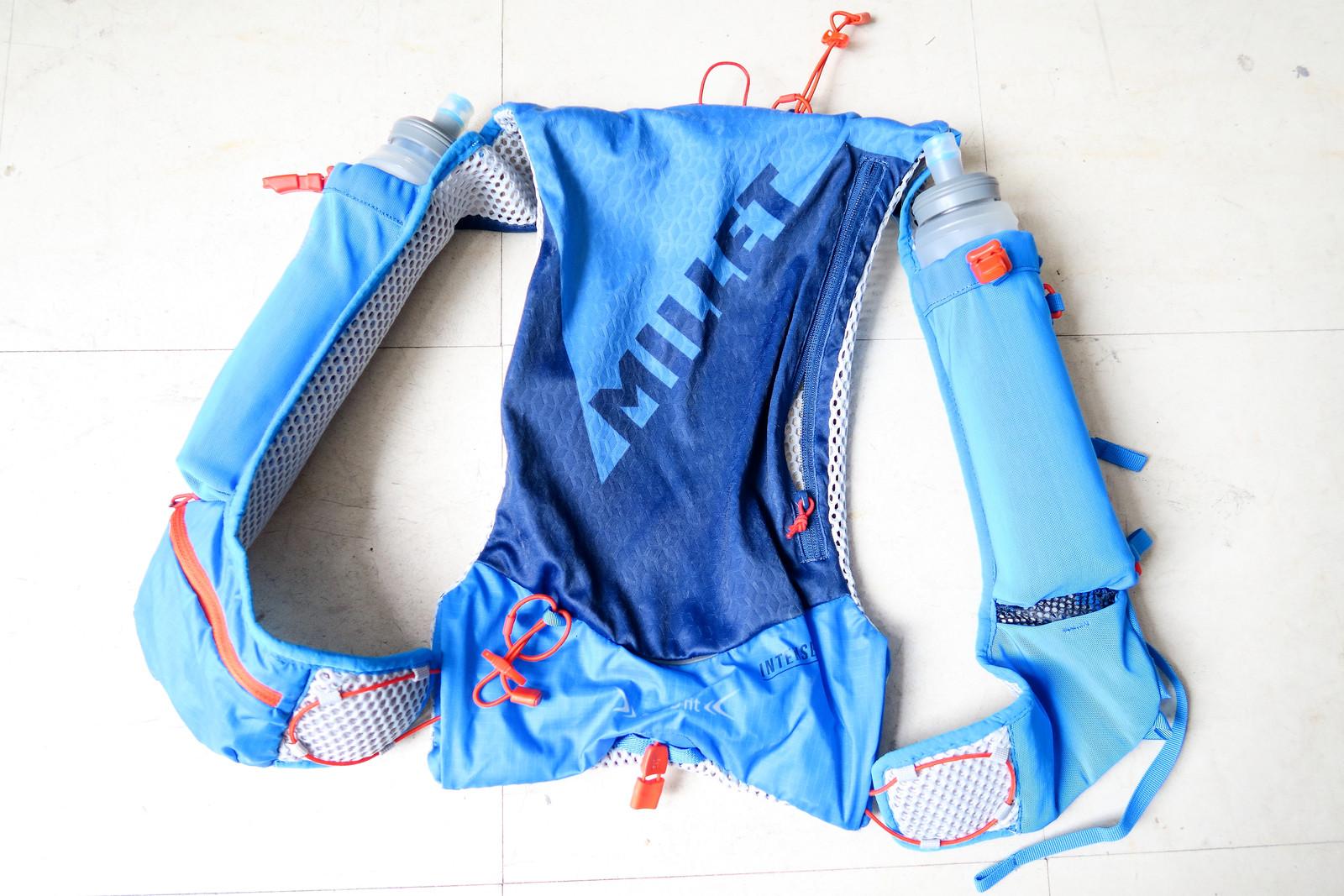 dbae821a6ca62 La gamme de sac de trail Millet est assez récente, alors même que la marque  est un acteur historique de la montagne et de la randonnée, ...