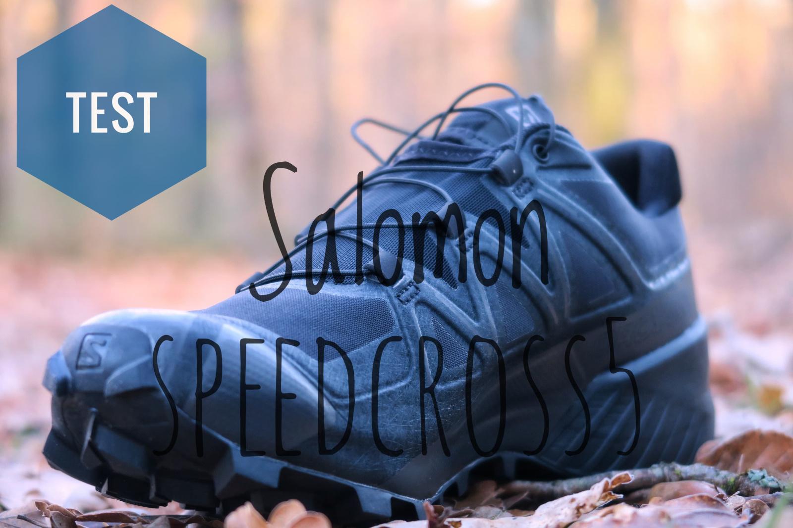 f060265509c Test Salomon SpeedCross 5
