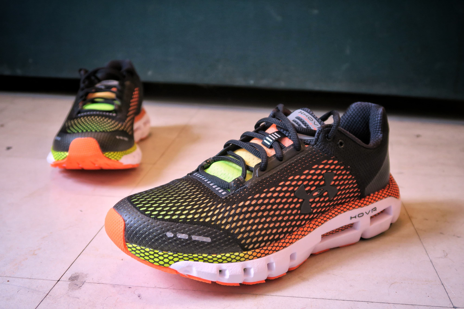 new concept 413d0 fa257 Test Under Armour HOVR Infinite