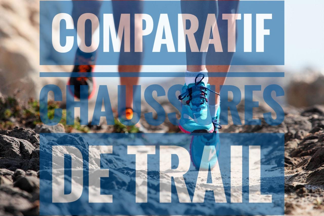 Comparatif de chaussures de trail | Quel prix pour quelle chaussure?