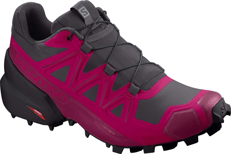 La nouvelle Salomon Speedcross 5 version rose et noire