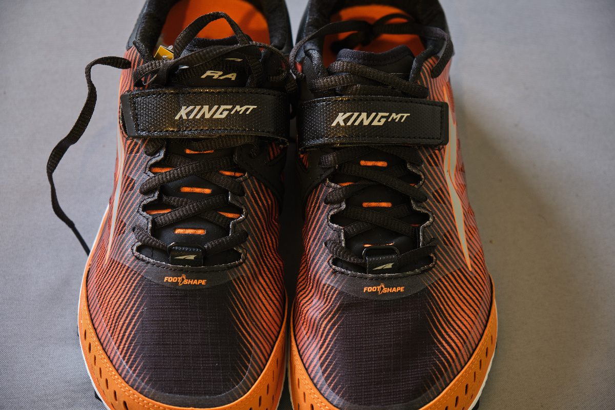 Altra King MT 2.0 scratch