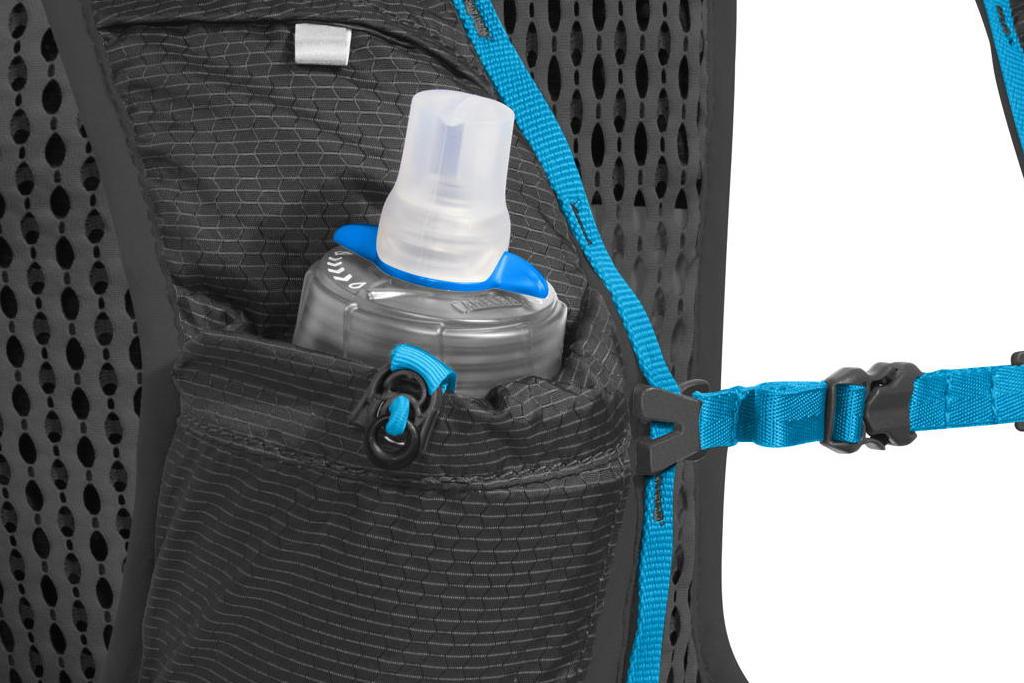 Une des deux flasques fournies du Camelbak Ultra Pro