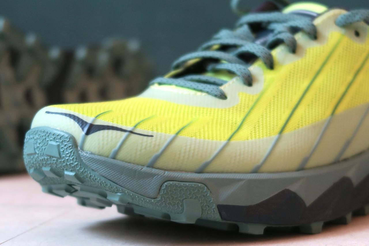 Le pare pierres de la chaussure