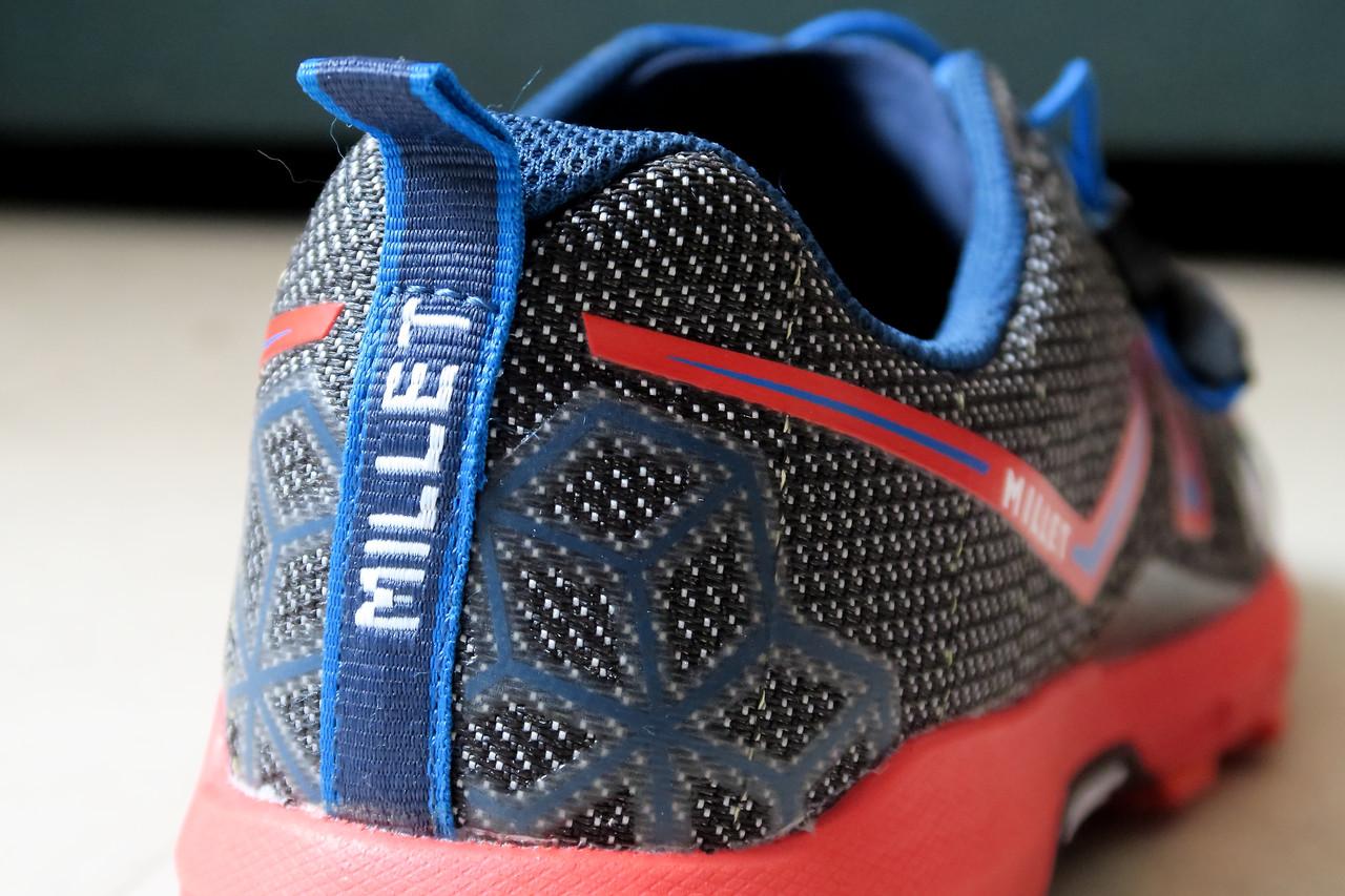 """La première """"vraie"""" chaussure Millet de Trail"""