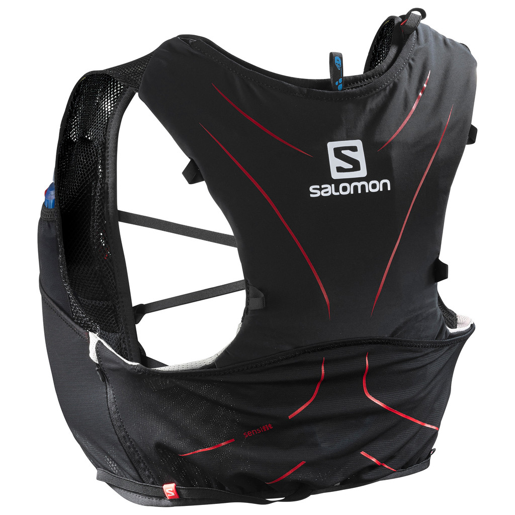 Salomon ADV SKIN 5 SET - dos