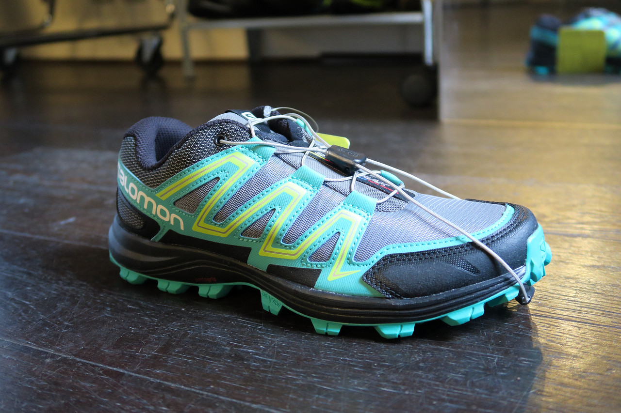 Les Salomon SpeedTrak