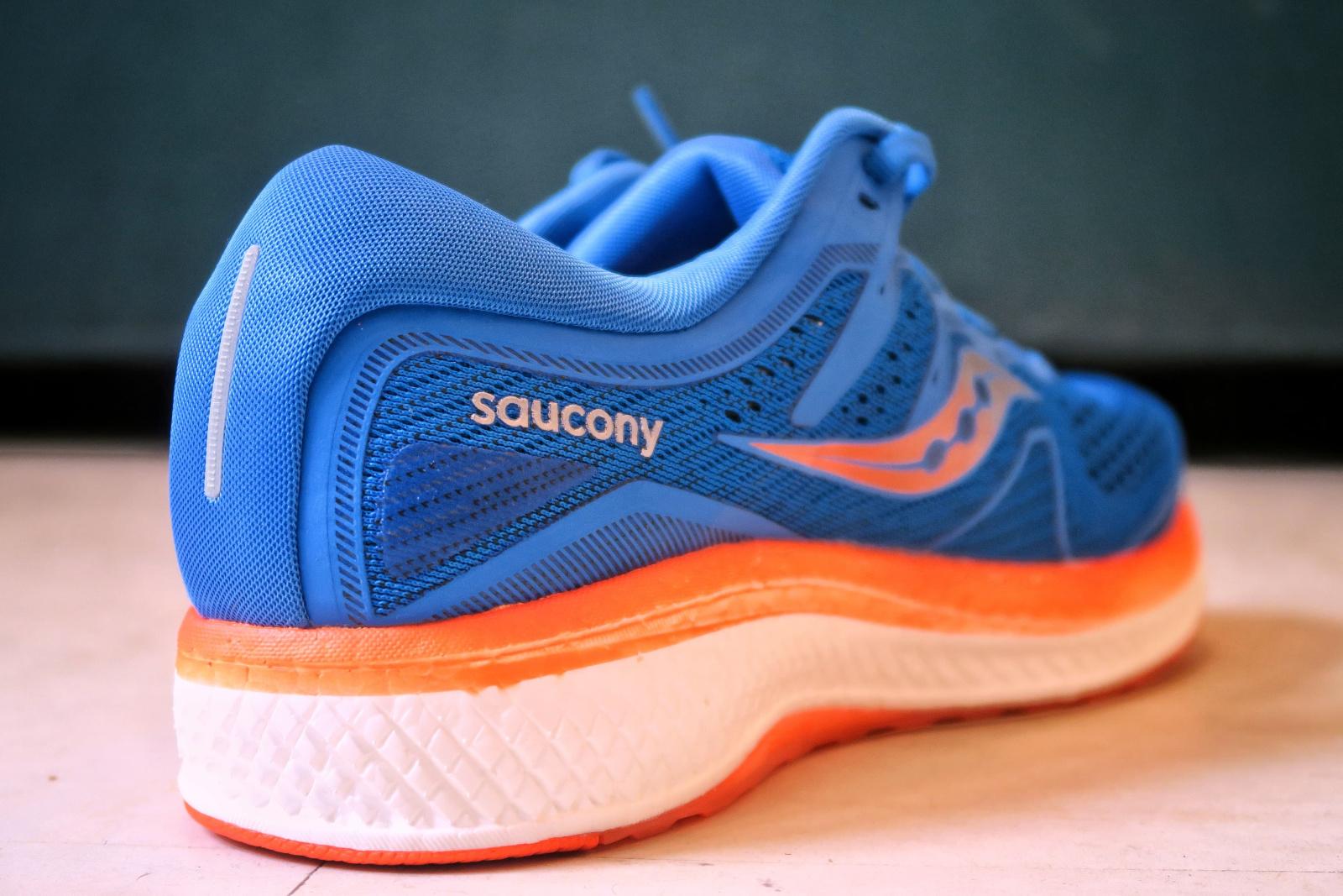 Talon Saucony Triumph ISO 5