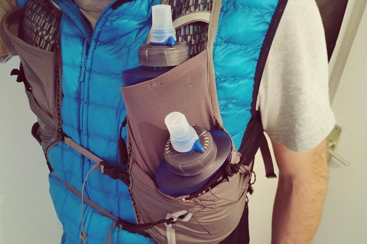 Test Camelbak Zephyr 2 flasques